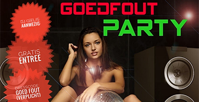 GoedFout Party